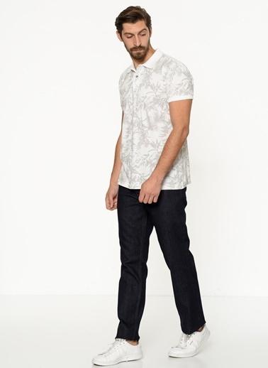 Lee Cooper Jean Pantolon | Ricky - Highrise Straight Lacivert